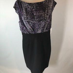 Liz Claiborne Colorblock Dress